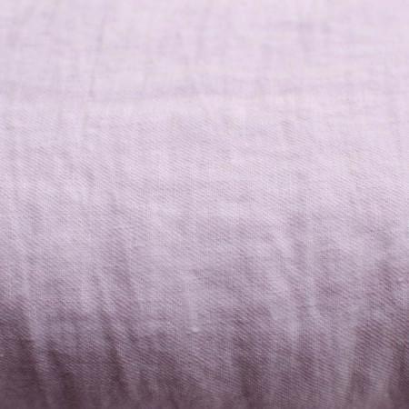 Toile de Lin lavé rose